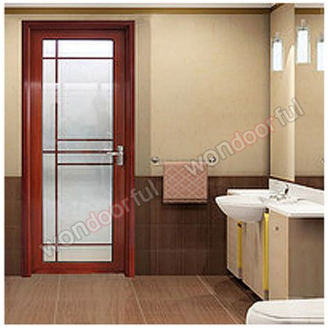 soundproof bathroom sound proof aluminum bathroom toilet door design price