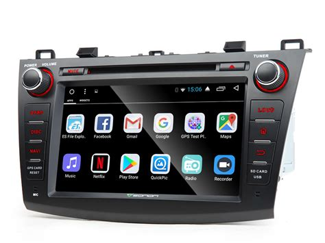 2013 mazda 3 touch screen eonon ga7163s mazda 3 2010 2013 android 6 0 car radio
