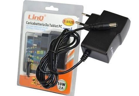 alimentatore pc costo alimentatore caricabatterie 10w 5 5x2 5mm x tablet pc