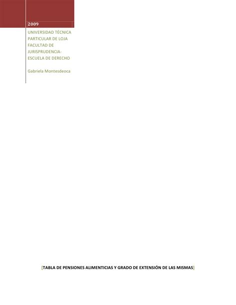 penciones de ecuador tabla de pensiones alimenticias de ecuador