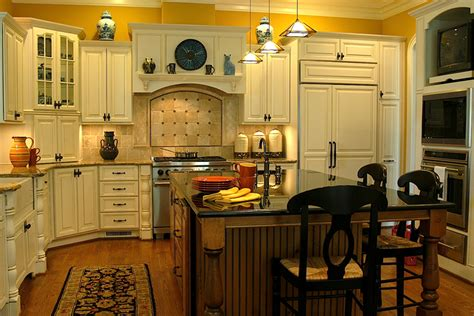 Tuscan Kitchen by How To Create A Tuscan Kitchen
