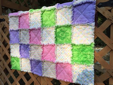 Handmade Baby Quilts For Sale - baby quilts for sale quilts flannel rag baby quilt