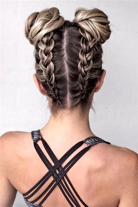 chrissy lkin 2 french braids styles 35 two french braids hairstyles to double your style