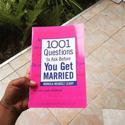 Pdf 1001 Questions Ask Before Married by Books 1001 Questions To Ask Before You Get Married By