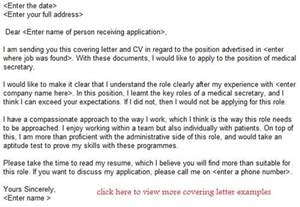cover letter why i want the application letter exle