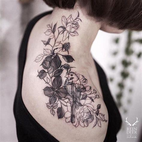tattoo on shoulder and arm best 25 bird shoulder tattoos ideas on pinterest