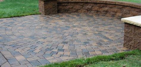 install  paver patio