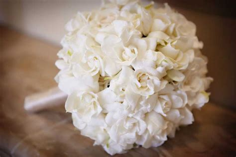Wedding Bouquet Gardenia by White Gardenia Bridal Bouquet Onewed