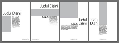 layout buku sederhana designing layout like a pro creative blog idealist