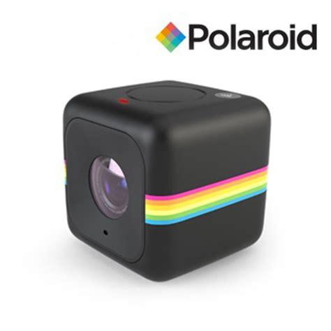 Polaroid Cube Wifi By Mitrakamera camara de acci 243 n polaroid cube wifi negra alkosto