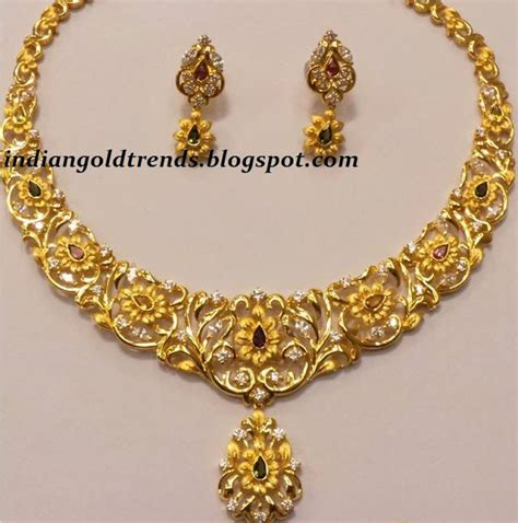 gold jewellery pattern 59 latest gold jewellery necklace designs gold necklace