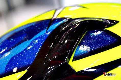 Helm Kyt Motogp Series tmcblog 187 helm kyt venom open replika aleix espargaro motogp klaim kyt sudah flat