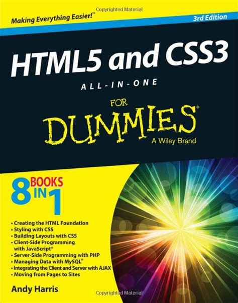 unraveling the washington web books html5 roundup of the best books from html and css