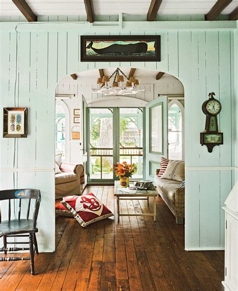 Cottage Interior Colours cottage house tour wayfair