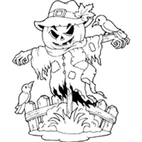 pumpkin scarecrow coloring pages scarecrow head coloring page sketch coloring page