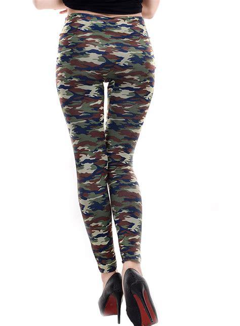 Legging Army army camouflage l7476