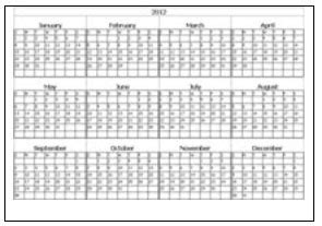 create  printable calendar calendar template