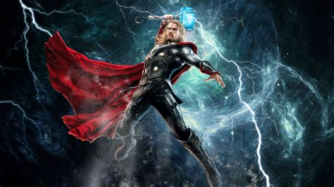 thor wallpaper hd 1920x1080 thor hd wallpaper picture image