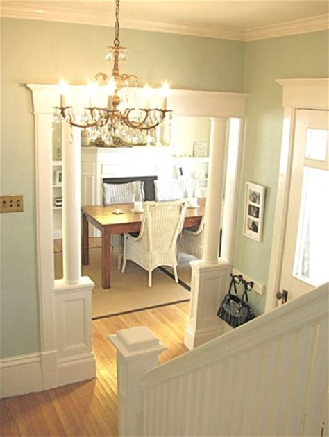 similar wall color in benjamin moore walls are palladian blue by benjamin moore and trim is