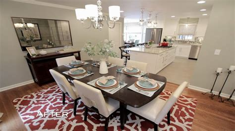 Dining Room Lighting On Property Brothers Dining Room Decora 231 227 O