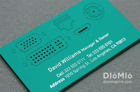 Electronic Card Templates by Business Cards Computer Choice Image Card Design And