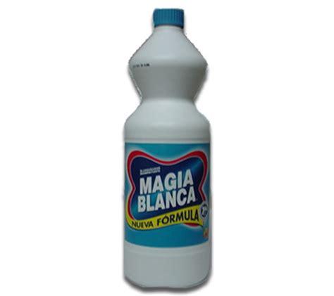 el recetario de magia blanca cloro magia blanca presentacion de 1 litro