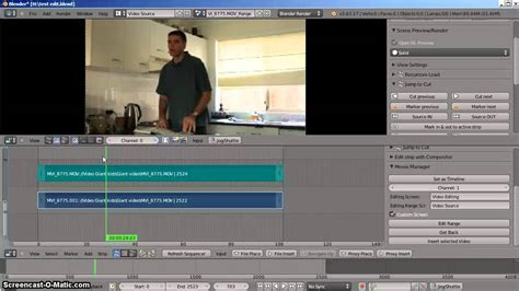 tutorial youtube video editor blender video editing tutorial new addon youtube