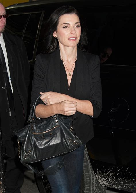 what kind of purse does juianna margolis carry in the good wife it s been a heavily black heavily givenchy kind of week