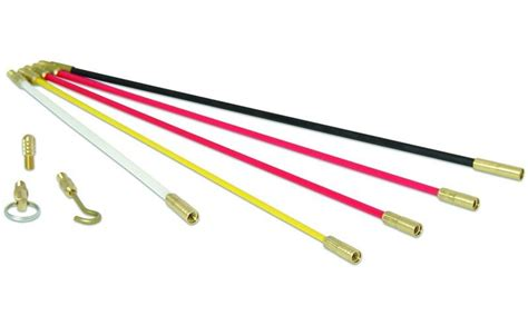 klein super rod wire pulling products   ptr