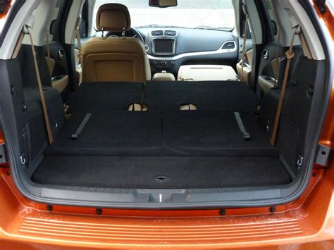 Dodge Journey Interior Space by Review Competition Comparo 2011 Dodge Journey The