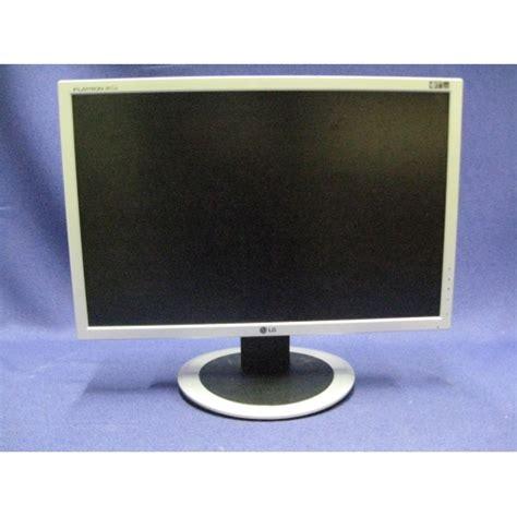 Monitor Lg 20 Inch 20 inch lg l204wt sf widescreen dvi vga lcd monitor