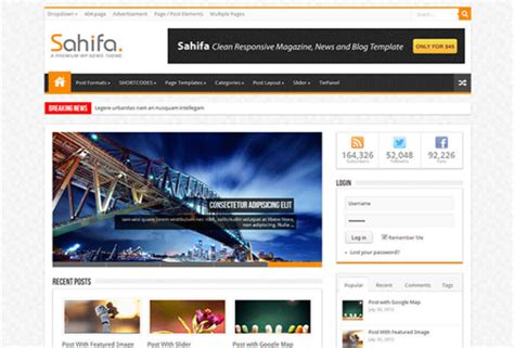 sahifa theme version best blogger templates free download 2018 get any template