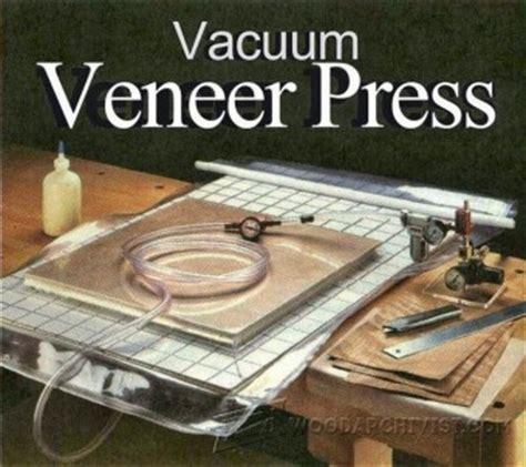 veneer seaming   router woodarchivist