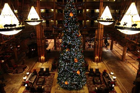 wilderness lodge a christmas getaway touringplans com