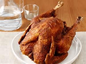 fried turkey thanksgiving deep fried turkey recipe cat cora food network