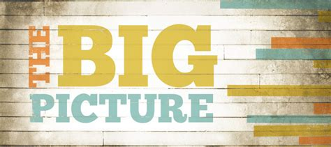 The Big Picture by The Big Picture The Avenue Church Kansas City