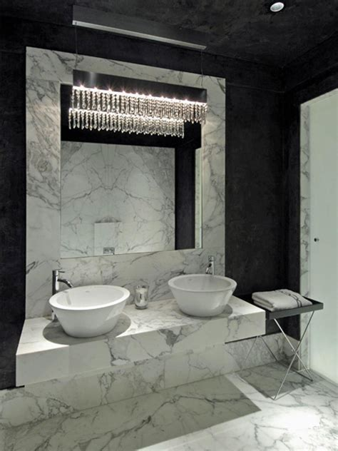 Bathrooms Black And White Ideas Black And White Bathroom Designs Bathroom Ideas Designs Hgtv