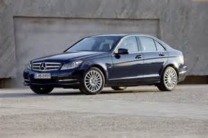 2012 mercedes c class sedan look