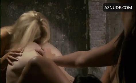 Jacqui Holland Breasts Lesbian Scene In Erotic Vampire Of