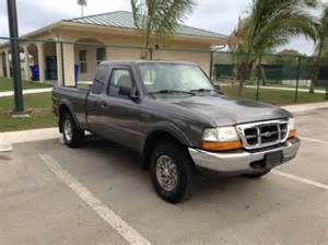 1999 Ford Ranger 4x4 Purchase Used 1999 Ford Ranger Cab 4x4 In Palm