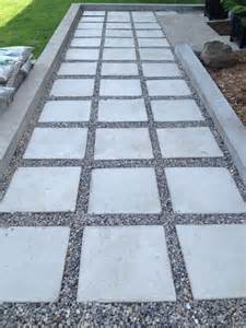 Pea Gravel Backyard Ideas Our Diy Front Path Makeover On A Budget Zenshmen Project
