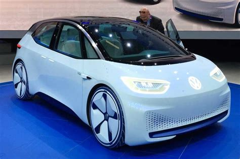 crucial volkswagen id electric concept revealed autocar