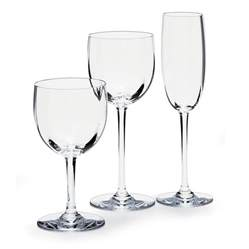 Barware And Glassware Baccarat Quot Montaigne Optic Quot Stemware And Barware Baccarat