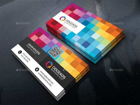 Advertising Agency Business advertising agency business card by axnorpix graphicriver