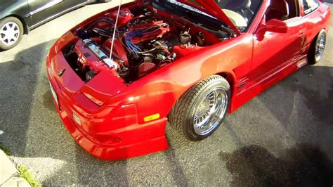 widebody nissan 240sx custom widebody nissan 240sx youtube