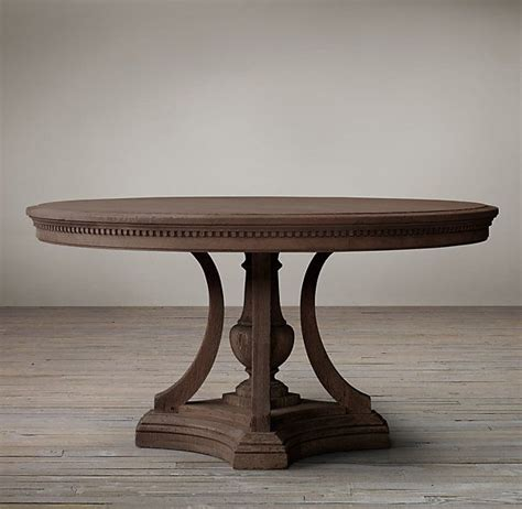 restoration hardware round 1000 images about picks on pinterest dining