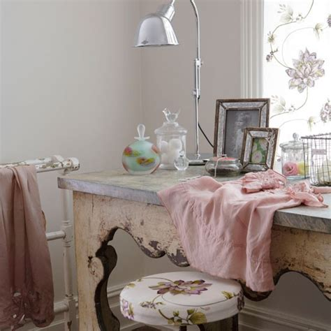 feminine shabby chic nook ideas for your home feminine dressing table dressing room idea housetohome