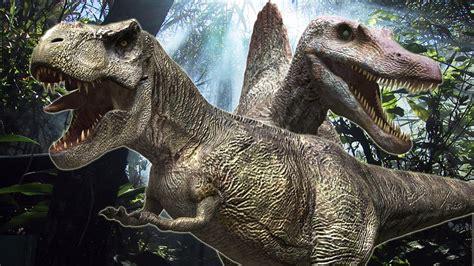 rexy  spinosaurus trailer youtube