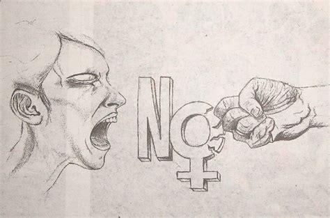 imagenes de violencia en genero el concurso de dibujo y relato sobre violencia de g 233 nero