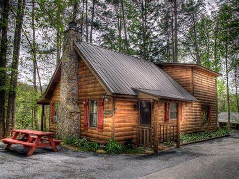Smoky Mountain Cottages Motorcycle Friendly Cabin Near Bryson City Nc In The Smoky